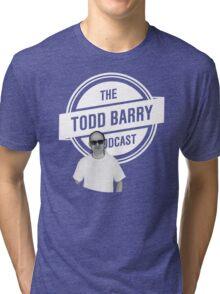 The Todd Barry Podcast T-Shirt Tri-blend T-Shirt