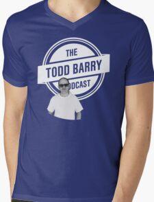 The Todd Barry Podcast T-Shirt Mens V-Neck T-Shirt