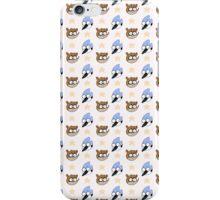 Bird And Raccoon iPhone Case/Skin