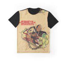 Calle 13: Entren Los Que Quieran Graphic T-Shirt