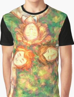 Sunshine Dreaming Graphic T-Shirt