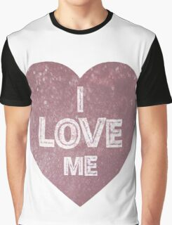 I heart me Graphic T-Shirt
