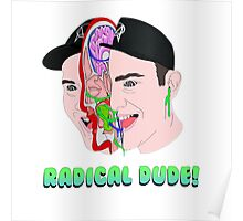 Getter | Radical Dude! Poster