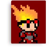 pixel chandra Canvas Print