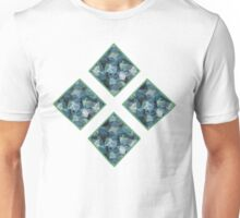 Ornate Polygon Mosaic 5 Unisex T-Shirt