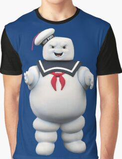 Stay-Puft Marshmallow Man Graphic T-Shirt