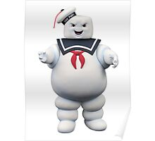 Stay-Puft Marshmallow Man Poster