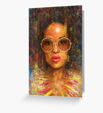 Woman 3 - TomekBiniek.com Greeting Card