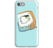 Philadelphia roll iPhone Case/Skin