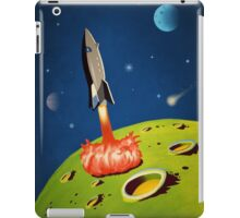 The World of Outer Space Travel iPad Case/Skin