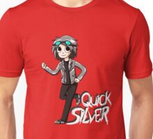 Quick Silver vs The World Unisex T-Shirt