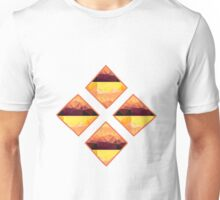 Ornate Polygon Mosaic 4 Unisex T-Shirt