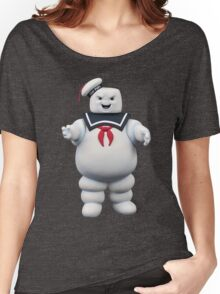 Stay-Puft Marshmallow Man Women's Relaxed Fit T-Shirt