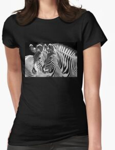 Fade with me Womens Fitted T-Shirt