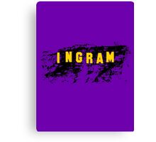 Ingramwood - Brandon Ingram Canvas Print