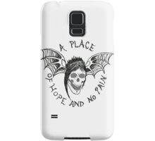 A Place of Hope and no Pain Samsung Galaxy Case/Skin