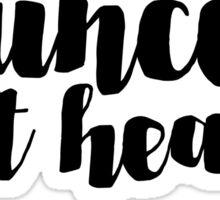 Princess at Heart Sticker