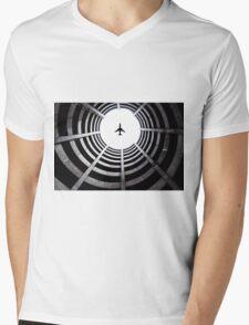 Perfect Flight Mens V-Neck T-Shirt