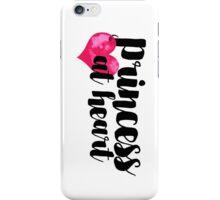 Princess at Heart iPhone Case/Skin