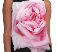 Pink Rose Contrast Tank