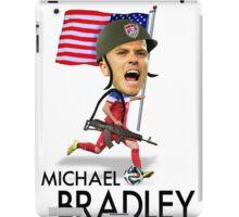 Michael Bradley USMNT iPad Case/Skin