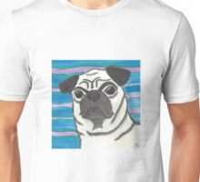 Pugly And The Rainbow Unisex T-Shirt
