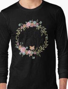 CAT MAMA Long Sleeve T-Shirt