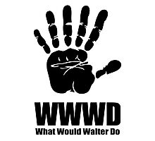 What would Walter Do? Fringe Photographic Print