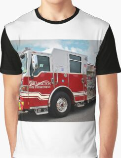 Keeping Our City Safe Graphic T-Shirt