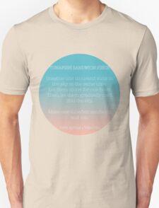 Yoko Ono Wisdom Unisex T-Shirt