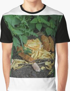 Buffet for Wildlife  Graphic T-Shirt
