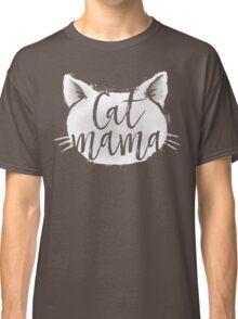 CAT MAMA II Classic T-Shirt