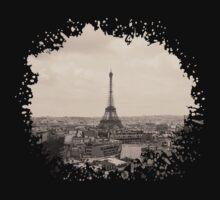 Paris Baby Tee