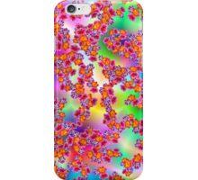 Flowers Random Fill Pattern TyDy iPhone Case/Skin
