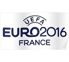 EURO 2016 France Poster