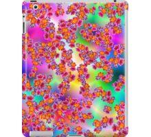 Flowers Random Fill Pattern TyDy iPad Case/Skin