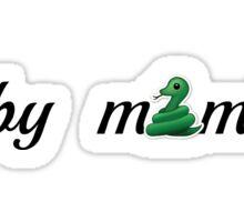 Camila Cabello / Baby Mamba Sticker