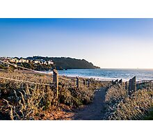 Welcome to Paradise Photographic Print