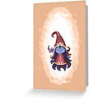Chibi Lulu Greeting Card