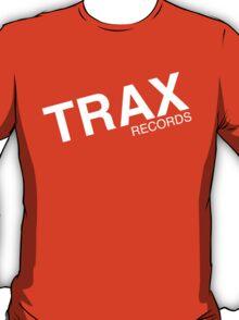 trax records t shirt T-Shirt