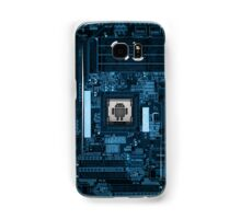 Android Circuit Board Samsung Galaxy Case/Skin
