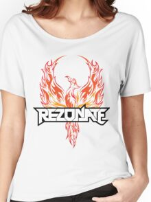 Rezonate Women's Relaxed Fit T-Shirt