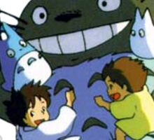 Totoro Sticker Sticker