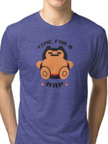 Nap Time Tri-blend T-Shirt