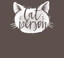 CAT PERSON II Unisex T-Shirt