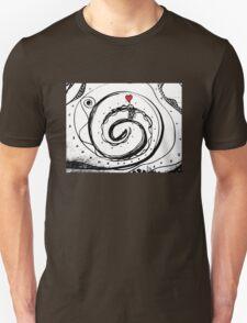 Sleep Dream Love Unisex T-Shirt