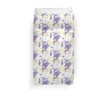 Carry the flame Duvet Cover