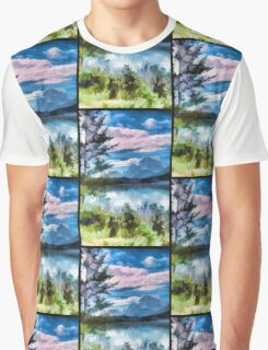 Mountain High Graphic T-Shirt