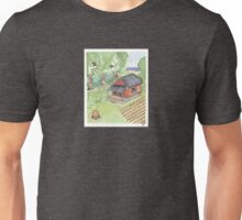 Nine Bean Rows Unisex T-Shirt