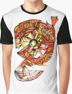 THE CLOCK Graphic T-Shirt